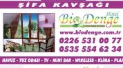 Bio Denge Otel Ve Öğrenci Yurdu 0226 531 0077 Armutlu da Kız Öğrenci Apartları