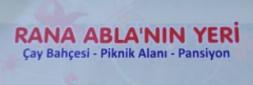 Rana Abla'nın Yeri 0534 085 20 61 Kandıra Da En İyi Çay Bahçesi