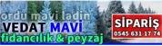 Vedat Mavi Peyzaj ve Fidancılık 0545 631 17 74 Altınordu da Peyzaj Firmaları