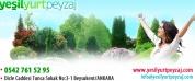 Yeşilyurt Peyzaj 0542 761 5295 Beysukent de Peyzaj Firmaları